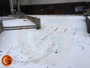 GPR in Snow